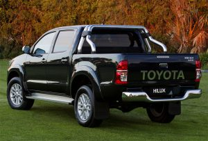 Used Toyota Hilux engines for sale