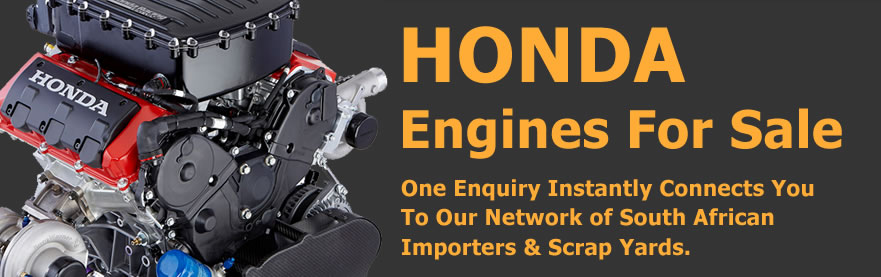 Used, New & Imported Honda Engines For Sale in South Africa