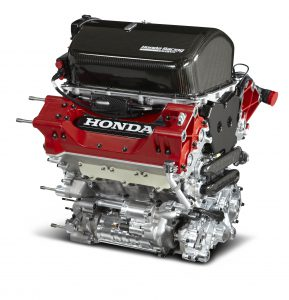 Honda HI13RT IndyCar V-6 Engine