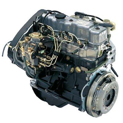 Hyundai D4BF Engine