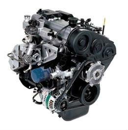 Hyundai D4BH Engine