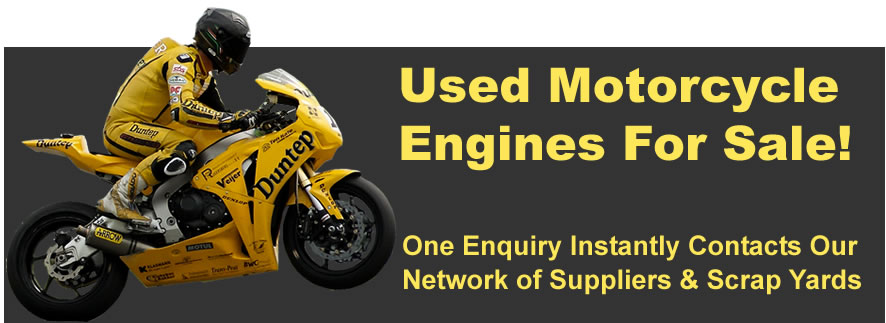 used motorbike engines for sale