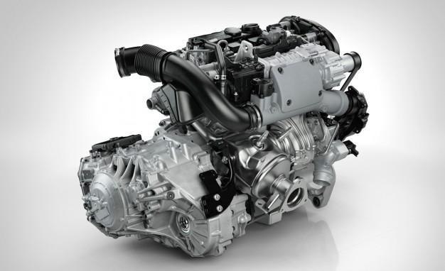 used volvo engines