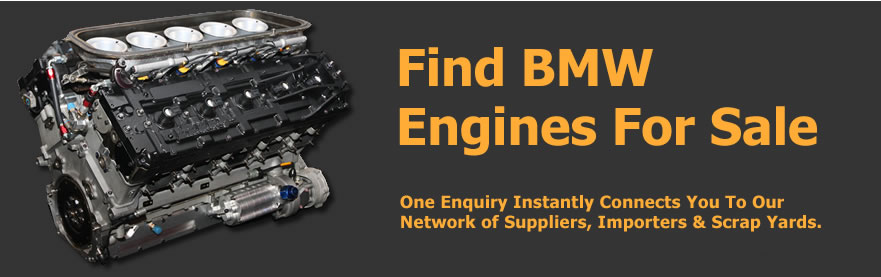 find-bmw-engines-for-sale