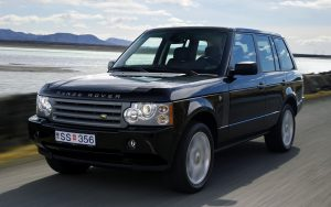 used range rover engines