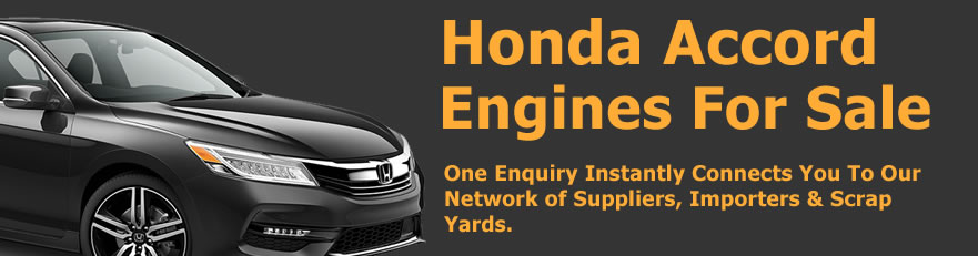 Honda Accord engines for sale