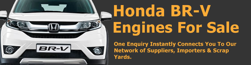 Honda BR-V Engines For Sale