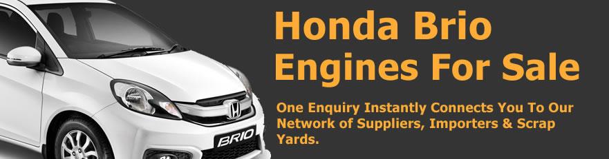 Honda Brio Engine For Sale