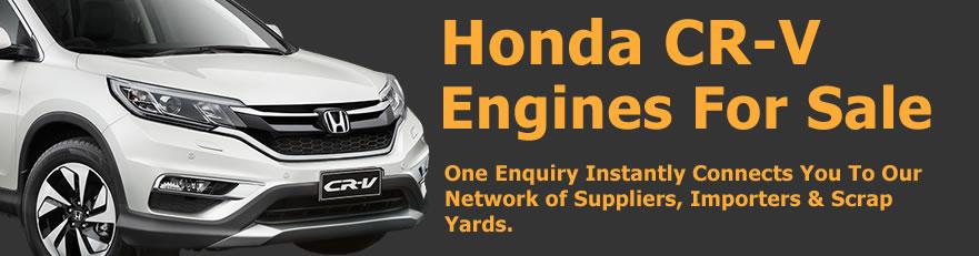 honda crv engine for sale