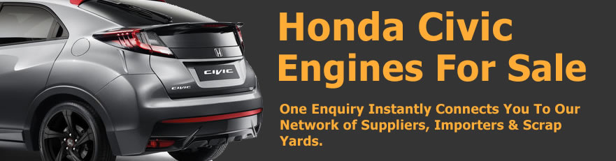 Honda Civic engines for sale