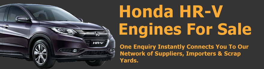 Honda HR-V engines for sale