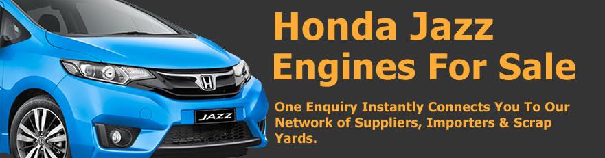 Honda Jazz engines for sale