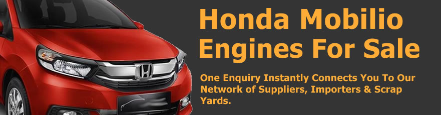 Honda Mobilio engines for sale