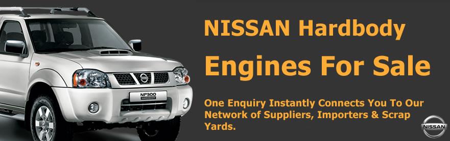 Nissan Hardbody Engines For Sale