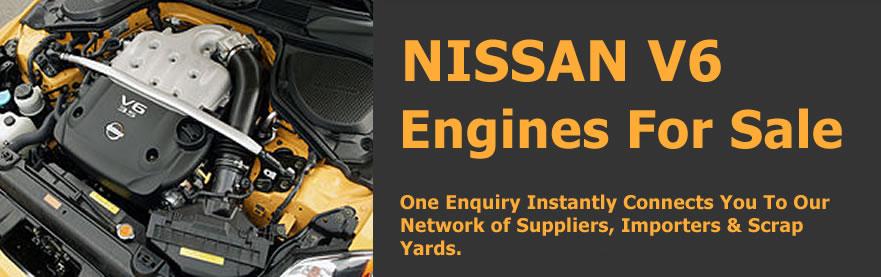 nissan V6 engines for sale South Africa