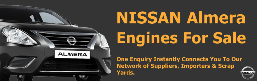 Nissan Almera Engines For Sale