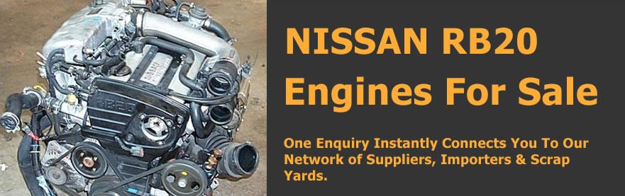 nissan rb20 engine for sale