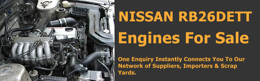 nissan rb26dett engines for sale South Africa