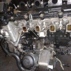 BMW-E46-320D-Engine