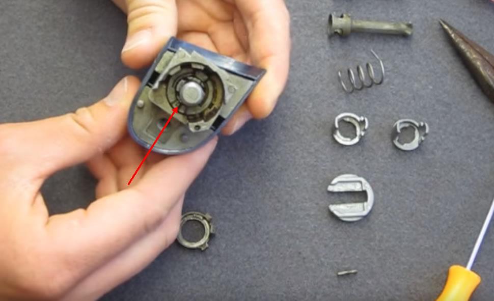 BMW-E46-Lock-Tumbler-Repair