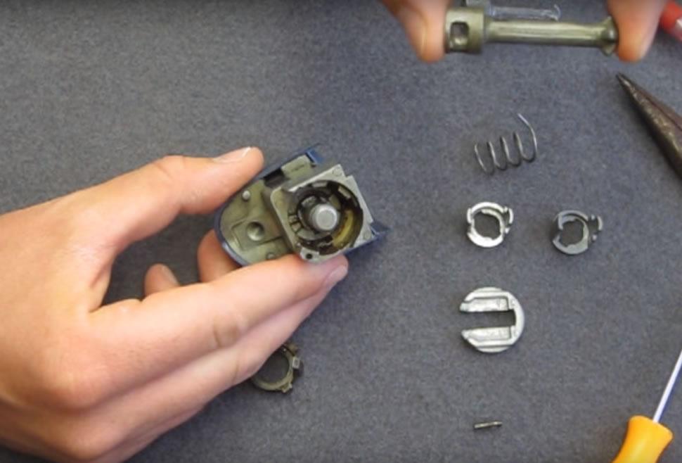E46 lock set