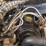2.5 liters (2507 cc) OHC ford engine
