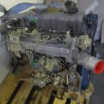 2001 - 2.5 l (2507 cc) OHC ford engine