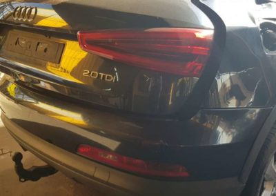 audi q3 stripping for spares