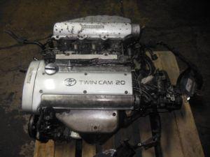 4AGE Toyota Engine