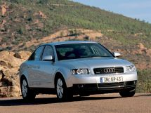Audi A4 2000 engine, sedan, 2nd generation, B6