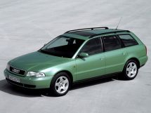 Audi A4 engine 1996, station wagon, 1st generation, B5
