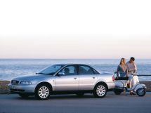 Audi A4 engine restyling 1996, sedan, 1st generation, B5