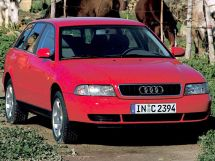 Audi A4 engine restyling 1996, station wagon, 1st generation, B5