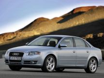 Audi A4 2004 engine, sedan, 3rd generation, B7