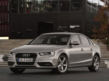 Engine Audi A4 restyling 2011, sedan, 4th generation, B8