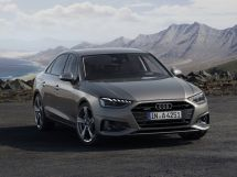 Audi A4 engine restyling 2019, sedan, 5th generation, B9