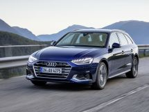 Audi A4 engine restyling 2019, station wagon, 5th generation, B9