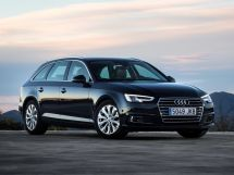 2015 Audi A4 engine, wagon, 5th generation, B9