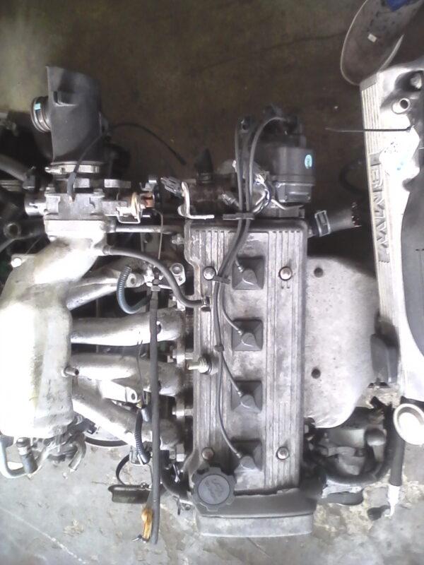 Toyota Corrolla 1.6i engine (4AFE) engine