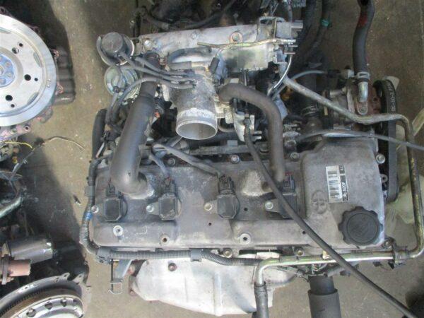 Toyota Hilux 2.7 low mileage import engine