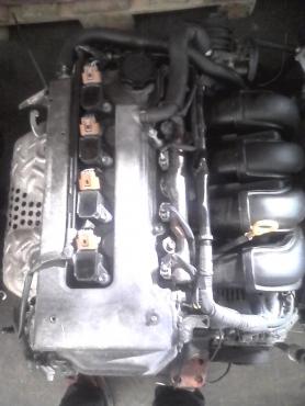 Toyota Camry 2AZ-FE Engine