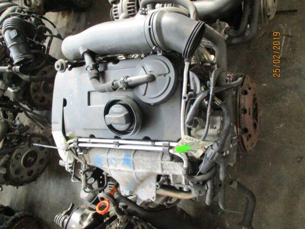 Audi 2.0 BKP Engine