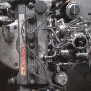 Toyota Corrolla 16V Carb Sprinter Engine