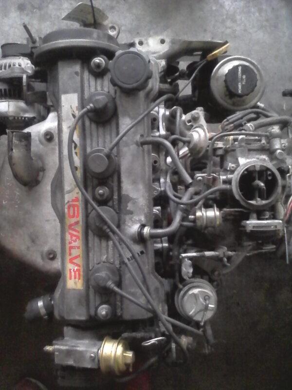 Toyota Corrolla 16V Carb Sprinter Engine