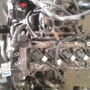 Toyota Avanza 1.3 (K3) Engine