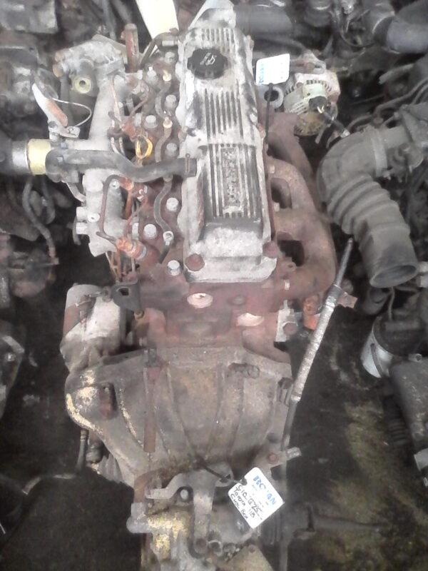 Toyota Dyna 11B engine