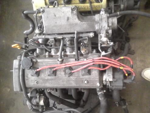 Toyota Corrolla 1.8 (7AFE) Engine