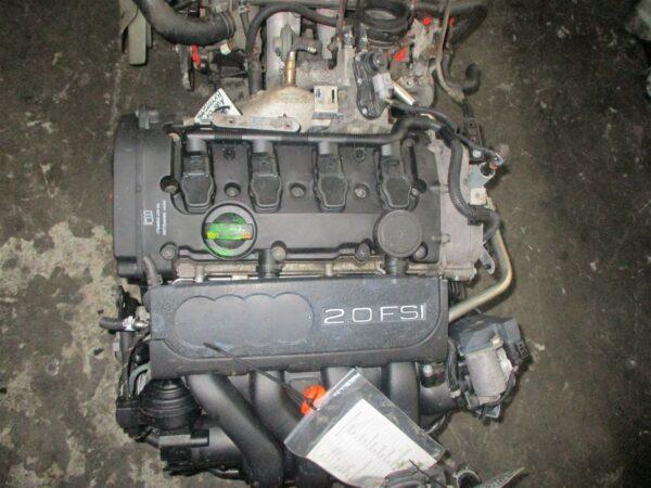 Audi A3 2.0fsi BVZ Engine