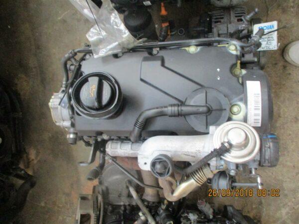Audi A4 1.9TDi AJM Engine