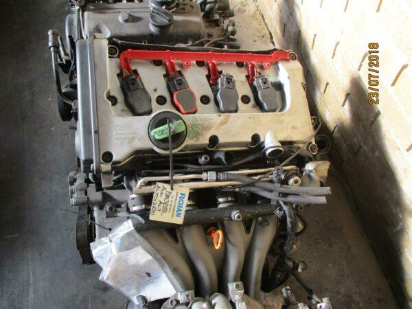 Audi A4 2.0 ALT Engine